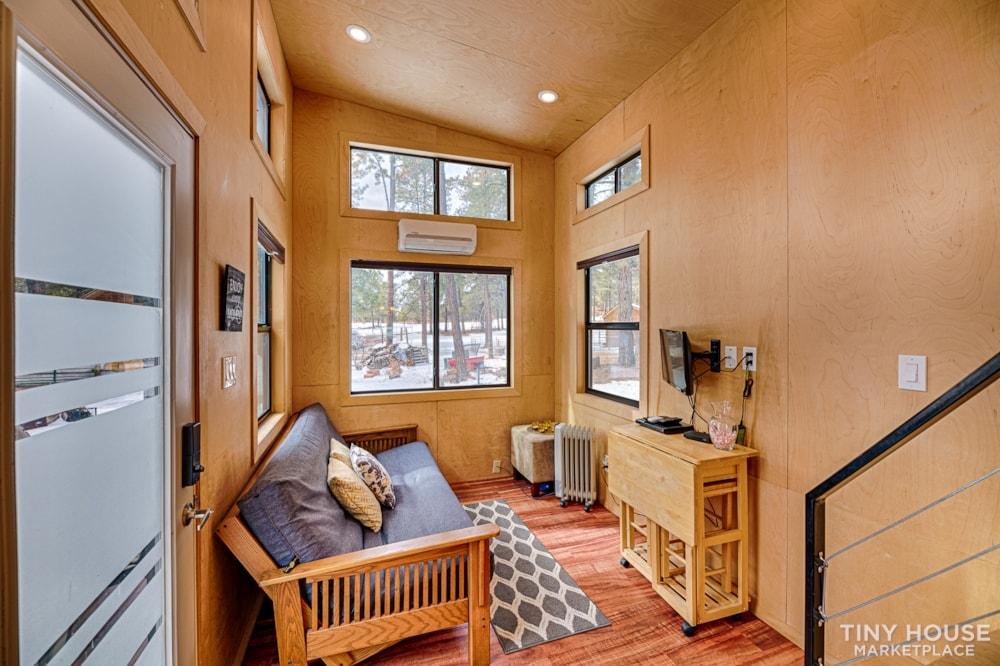 The Nomad Tiny Home Awaits You! - Slide 6