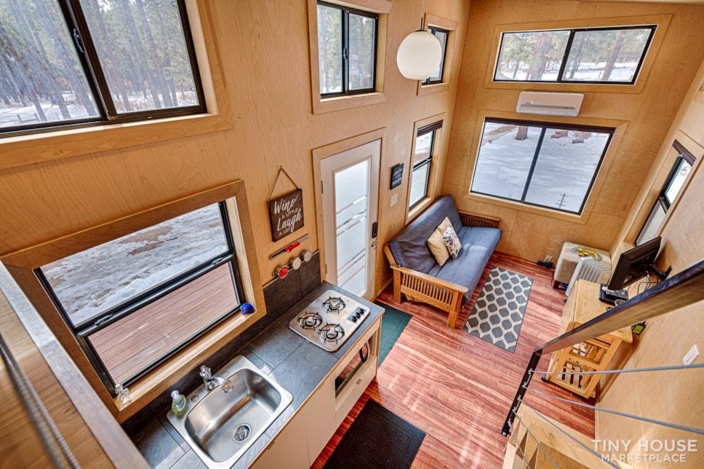 The Nomad Tiny Home Awaits You! - Slide 10