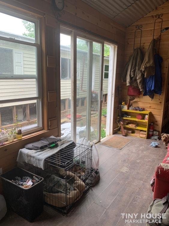 Three bedroom tiny house on trailer.  - Slide 3
