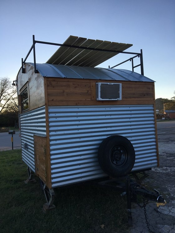 Tiny Cabin/micro house - Slide 3