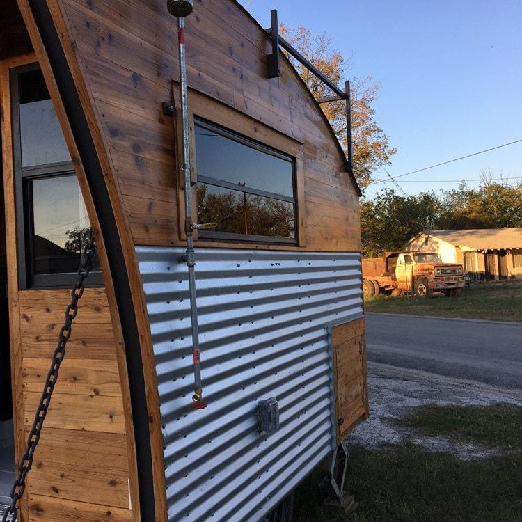 Tiny Cabin/micro house - Slide 7