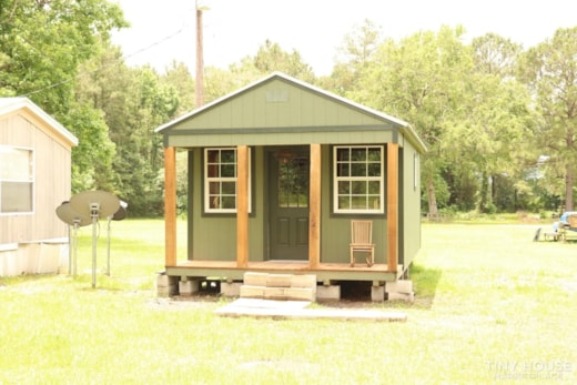 Tiny Home For Sale - No Drywall Anywhere