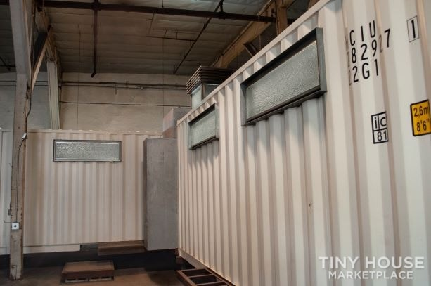 Tiny Home/Office/Container Home - Slide 1