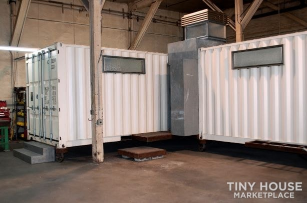 Tiny Home/Office/Container Home - Slide 4
