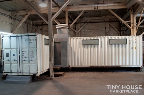 Tiny Home/Office/Container Home - Slide 5