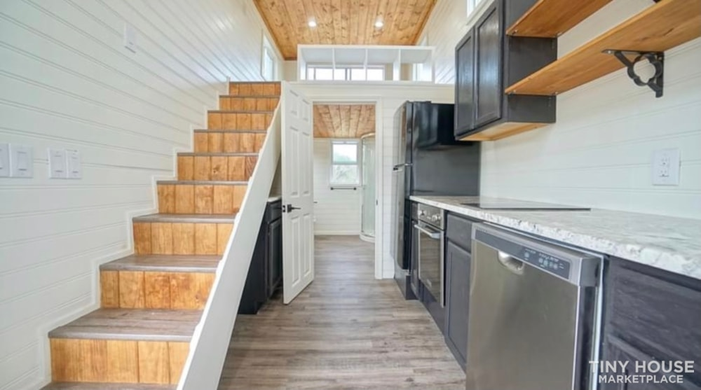 Tiny Home (THOW) all steel frame! - Slide 1