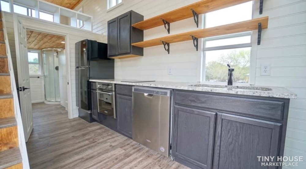 Tiny Home (THOW) all steel frame! - Slide 3