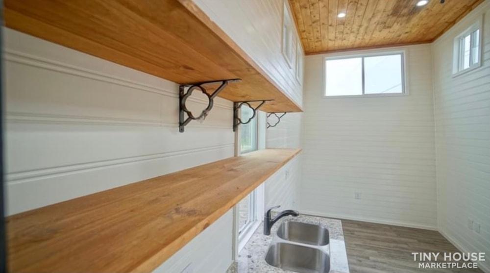 Tiny Home (THOW) all steel frame! - Slide 8