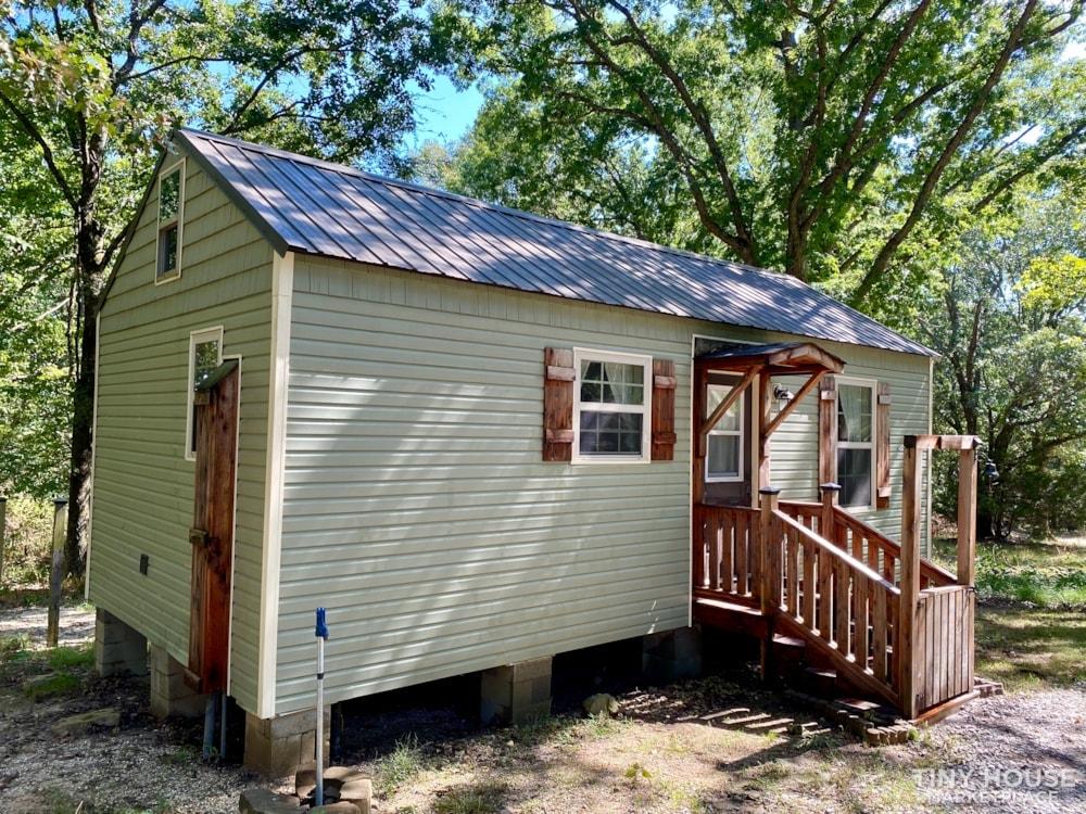 Tiny House Cottage w loft - Slide 4