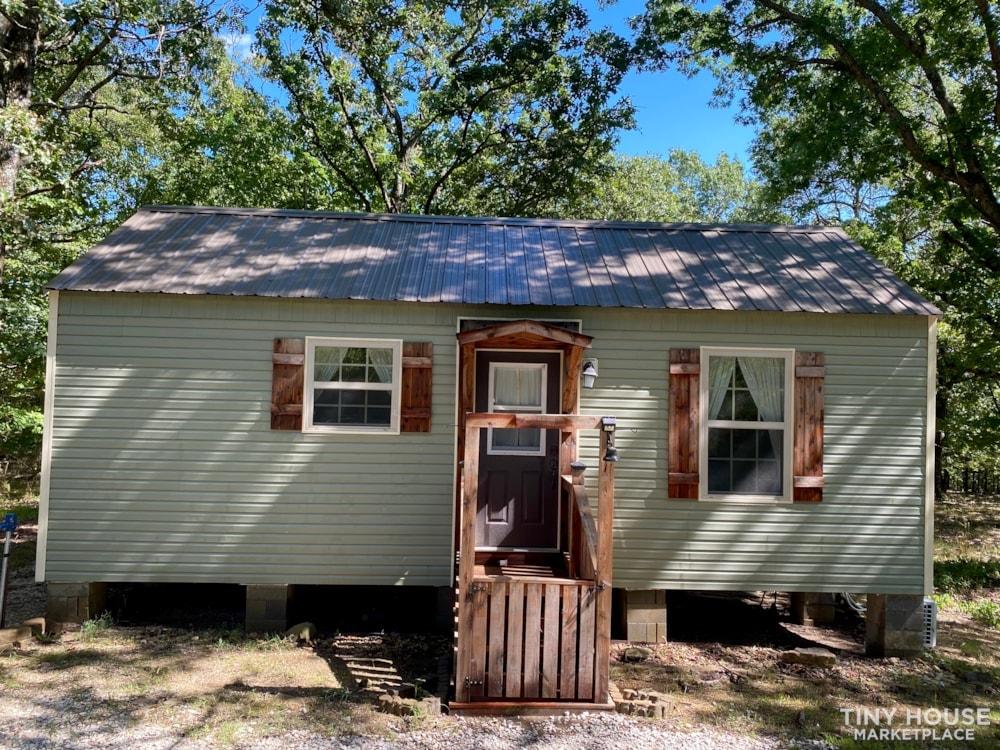 Tiny House Cottage w loft - Slide 5