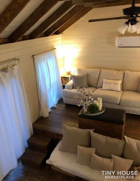 Tiny House Cottage w loft - Slide 10