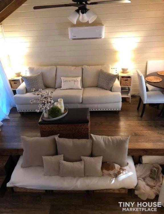 Tiny House Cottage w loft - Slide 11