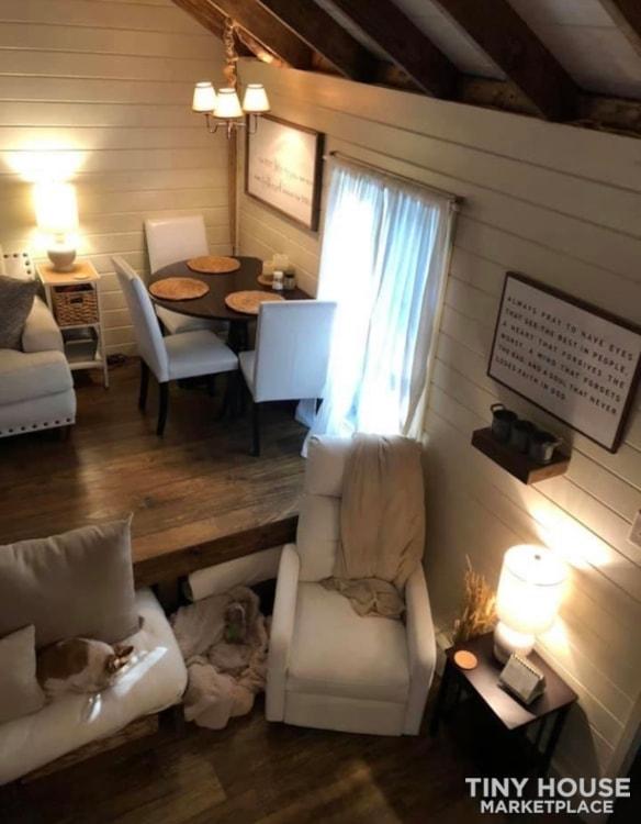 Tiny House Cottage w loft - Slide 12