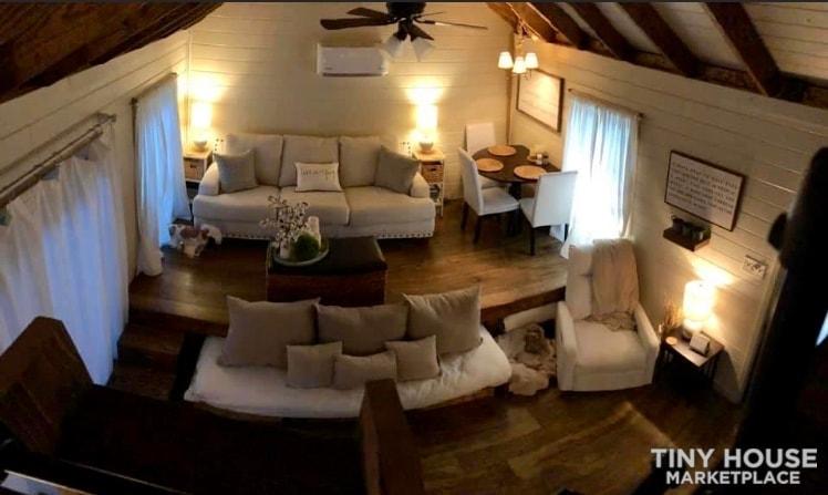 Tiny House Cottage w loft - Slide 14