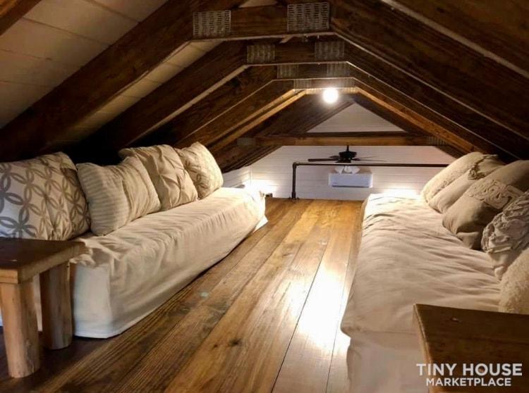 Tiny House Cottage w loft - Slide 15