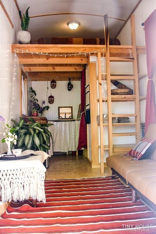 Cedar Shake Tiny House for Sale - Slide 3