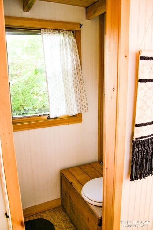 Cedar Shake Tiny House for Sale - Slide 8