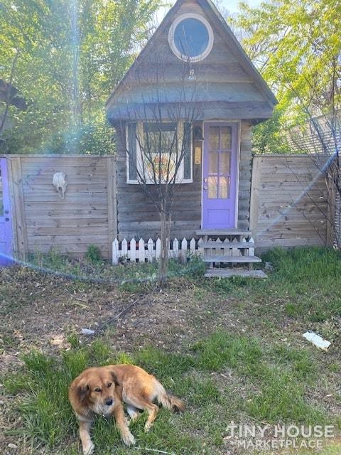 Tiny House on 16ft Trailer - Slide 1