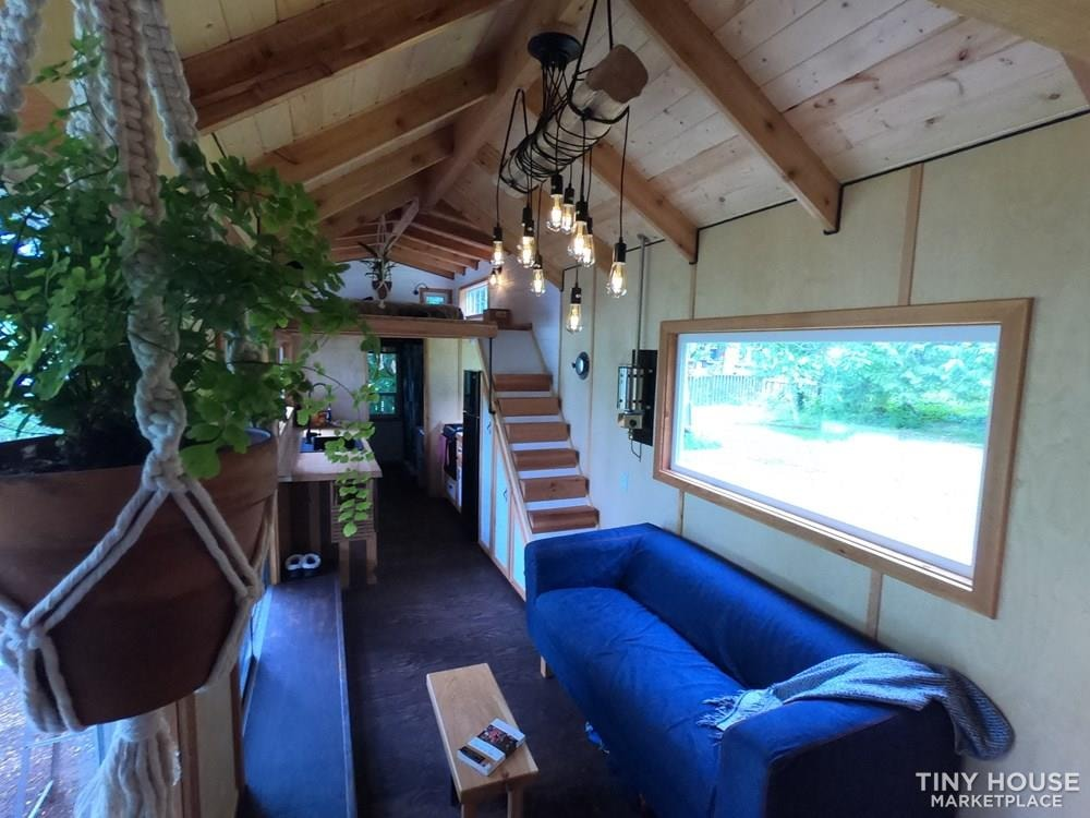Tiny House on wheels 32ft - Slide 1