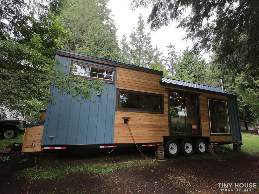Tiny House on wheels 32ft - Slide 10