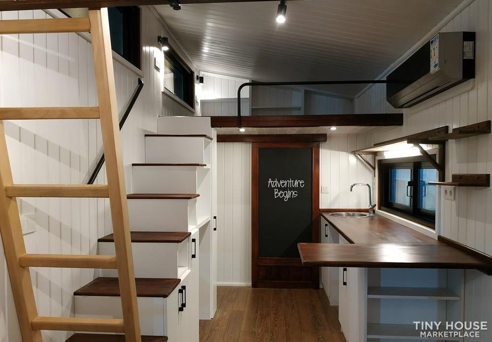 Tiny House on Wheels For Sale Luxury and Modern Design Financing Available - Slide 3