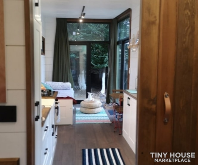 Tiny House on Wheels For Sale Luxury and Modern Design Financing Available - Slide 10