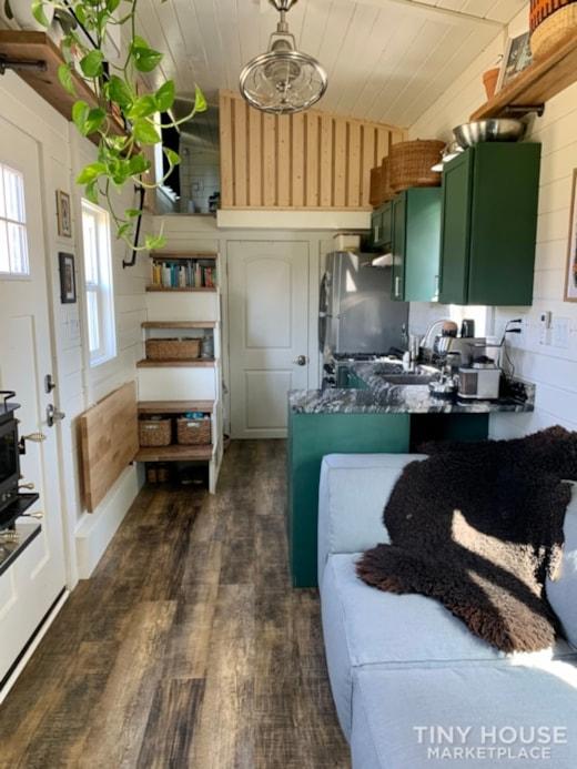 Tiny House With Abundant Storage