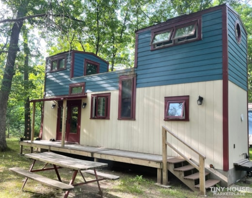 Tiny Vacation Getaway for Nature Enthusiasts