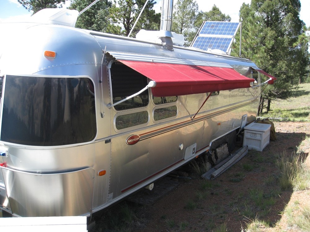 Ultimate flexibility -Converted 34' Classic Airstream Tiny House  - Slide 5