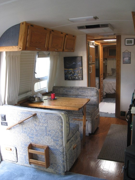 Ultimate flexibility -Converted 34' Classic Airstream Tiny House  - Slide 8