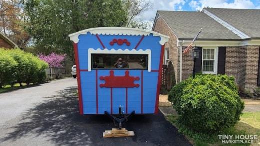 Vardo,Gypsy Wagon, Tiney House!