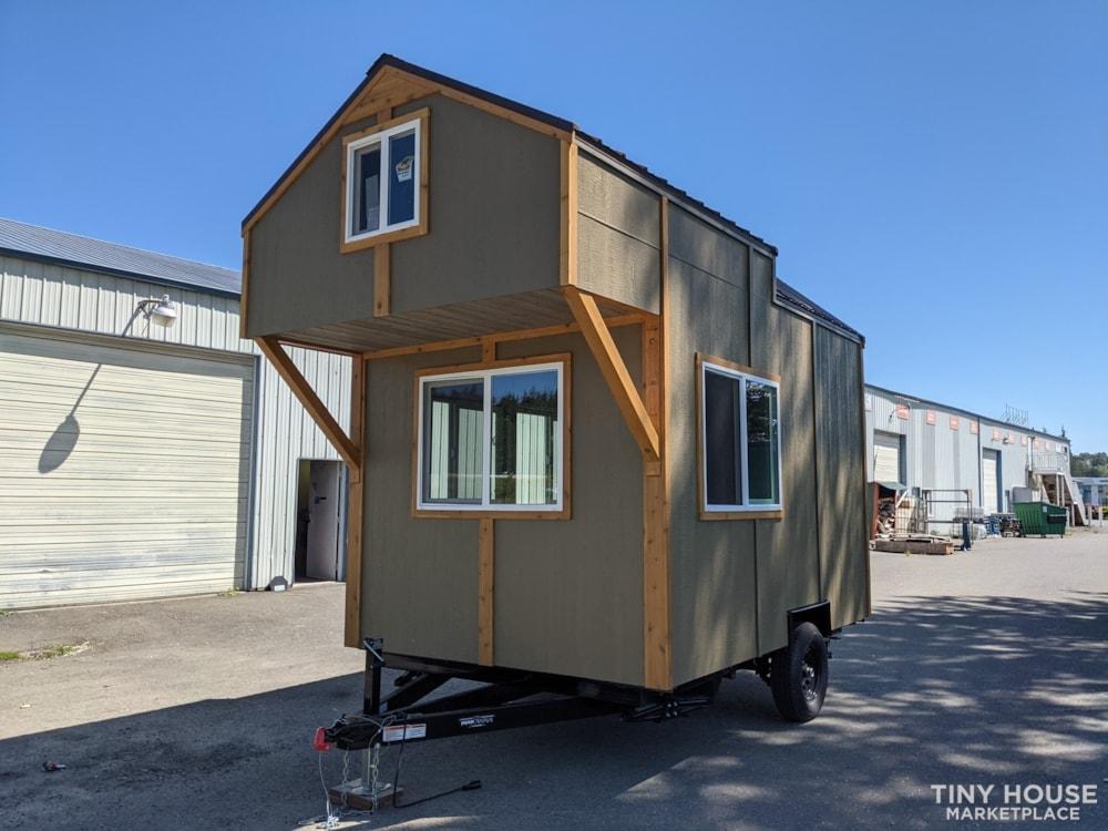 Very Special 12x8 Tiny House - Slide 1