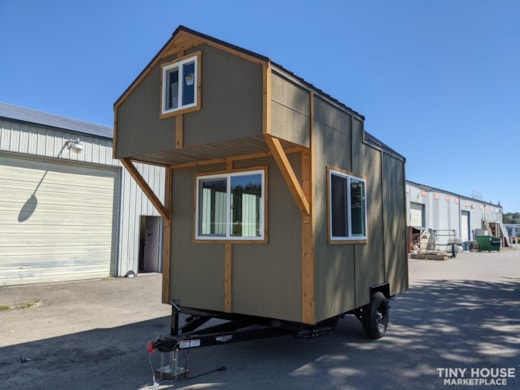 Very Special 12x8 Tiny House