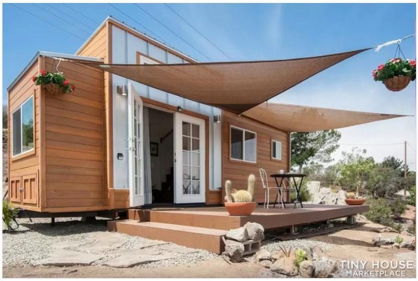 Zen Tiny Home - Slide 1